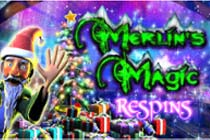 Merlins Magic Respins Christmas slot