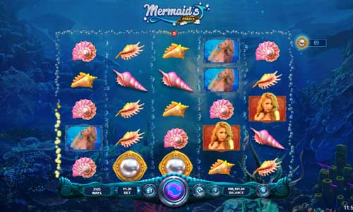 Mermaids Pearls slot