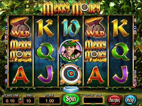 Merry Money Slot Machine Online ᐈ Barcrest™ Casino Slots