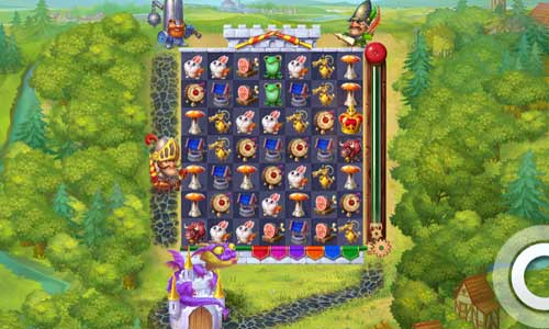 micro knights slot review