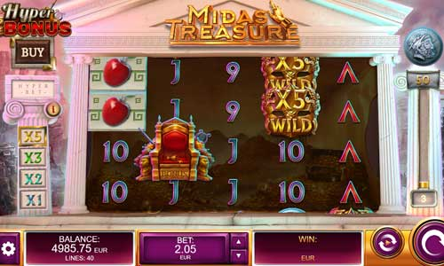 Midas Treasure slot