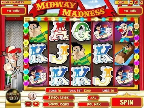 Midway Madness slot