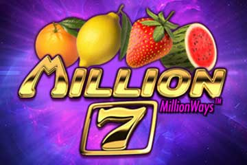 Million 7 slot free play demo
