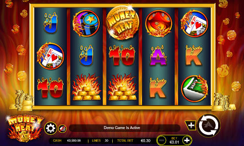 Money Heat slot