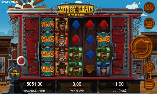 money train best slots 2019
