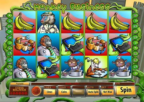 Monkey Business slot