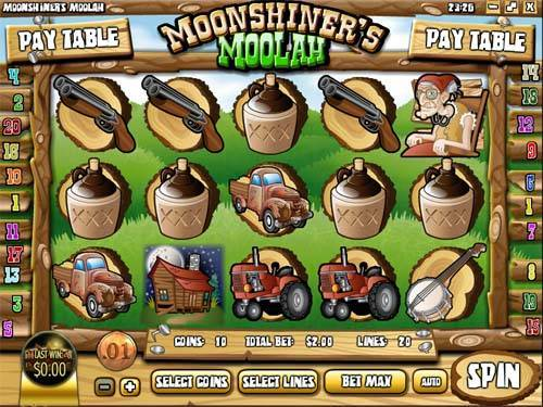 Moonshiners Moolah screenshot