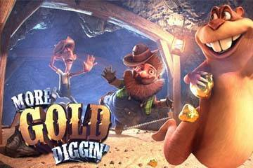 More Gold Diggin slot free play demo