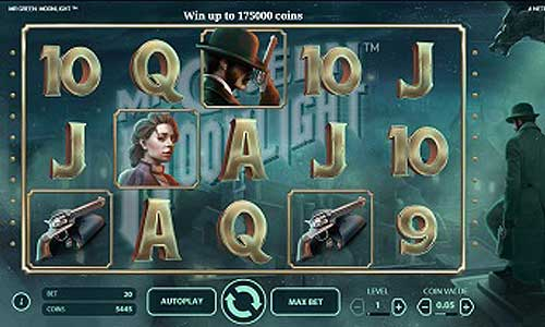 Up to €100 Bonus! Play Mr Green: Moonlight Slot at Mr Green