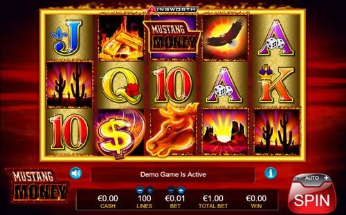 Mustang Money screenshot