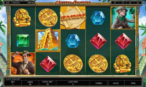 Mystery of Eldorado slot