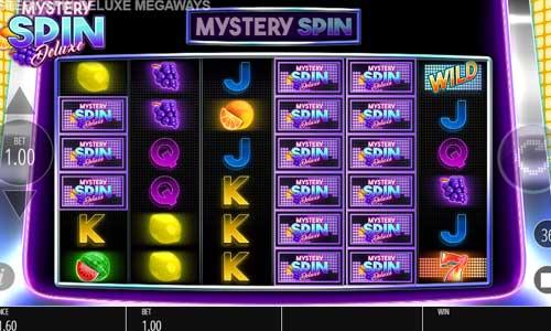 Spiele Mystery Spin Deluxe Megaways - Video Slots Online