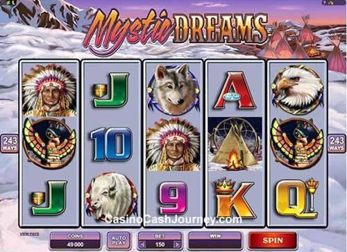 Mystic Dreams slot