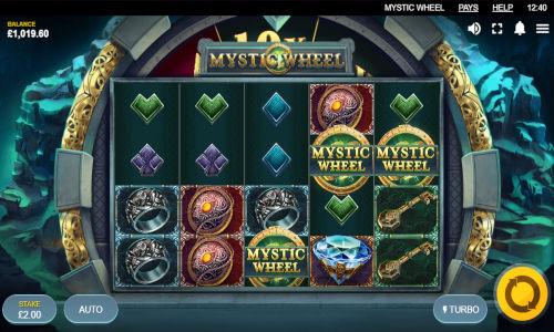 Mystic Wheel slot