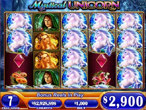 Mystical Unicorn slot