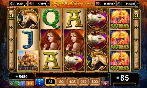 Mythical Treasure slot
