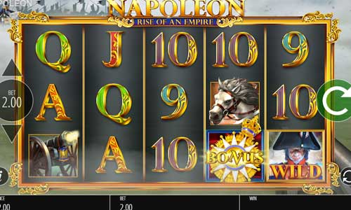 Napoleon Rise of an Empire slot