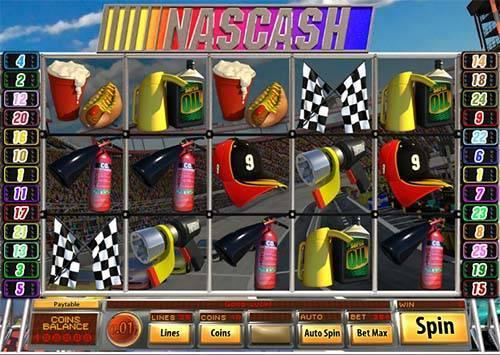 Nascash screenshot
