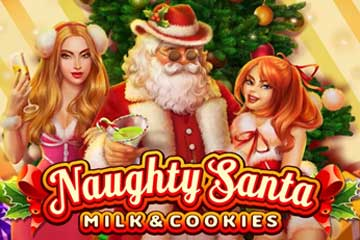 Naughty Santa slot free play demo