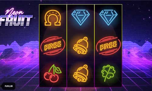 Neon Fruit slot