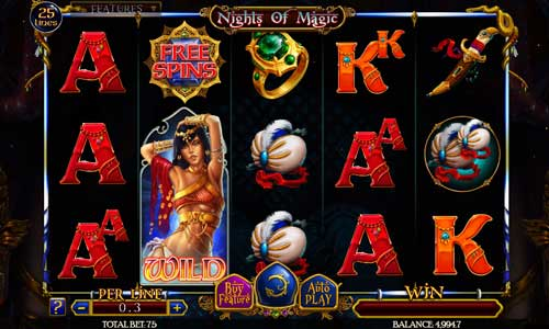 Nights of Magic slot