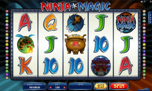 Ninja Magic slot