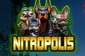 Nitropolis slot free play demo