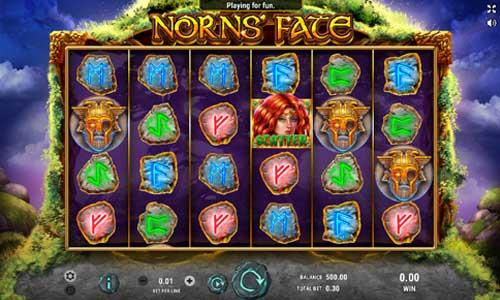 Norns Fate Videoslot Screenshot