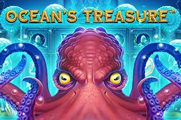 Oceans Treasure slot free play demo