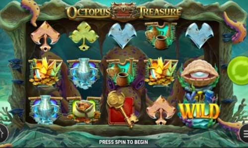 Octopus Treasure slot