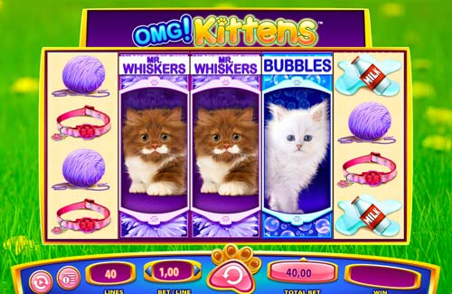 The Cheshire Cat Slot - Free to Play Online Casino Game