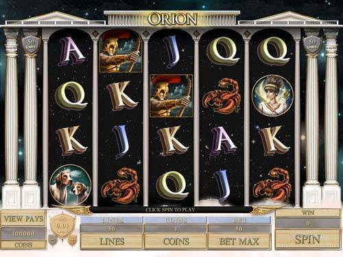Orion Slot Machine Online ᐈ Genesis Gaming™ Casino Slots
