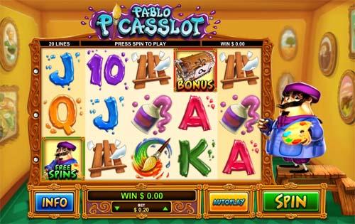 Pablo Picasslot slot