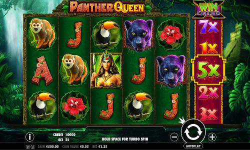 Panther Queen slot