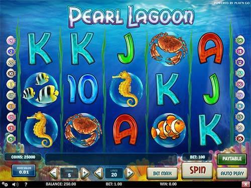 online slot games for money pearl casino