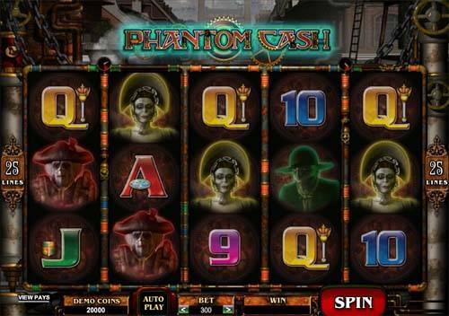 Spiele Phantom Cash - Video Slots Online