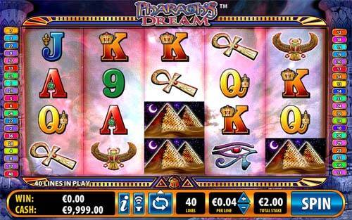 Pharaohs Dream slot