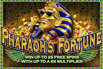 Pharaoh Slot - Play this Inspired Gaming Casino Game Online