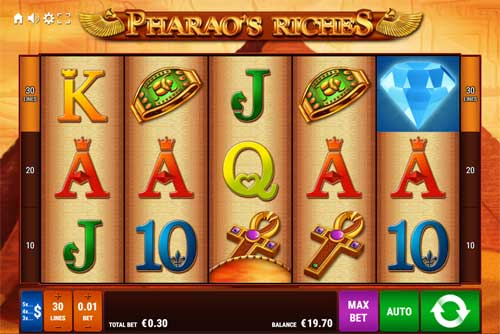 Pharaos Riches slot