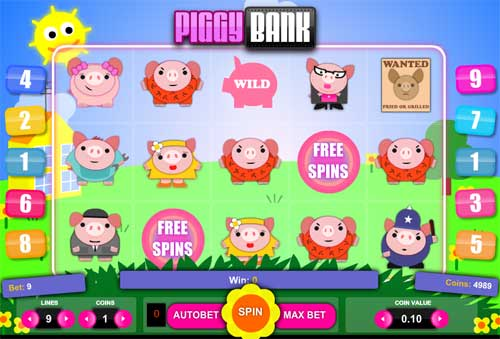 Piggy Bank screenshot
