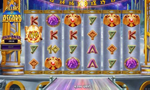 Pillars of Asgard slot