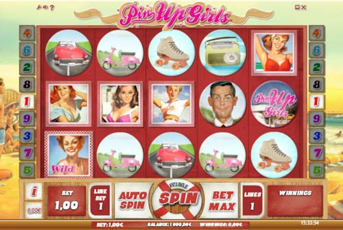 Pin Up Girls slot
