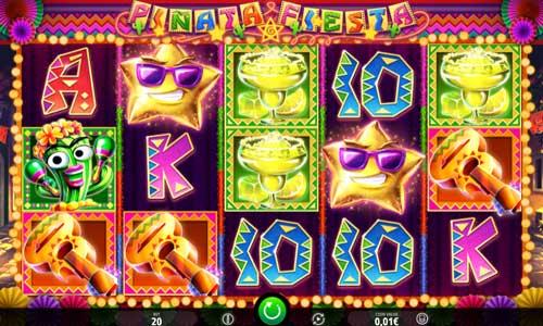 Pinata Fiesta Videoslot Screenshot