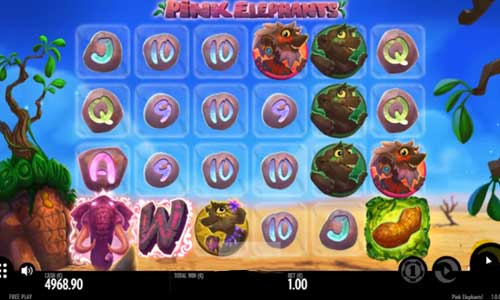 Pink Elephants slot – Casumo