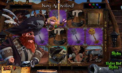 Pirate Isle slot