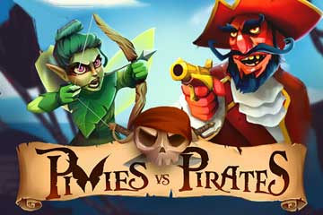 Pixies vs Pirates slot free play demo