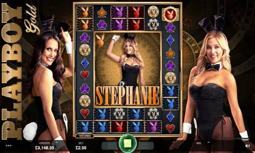 Playboy Gold Videoslot Screenshot
