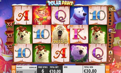 polar paws slot review