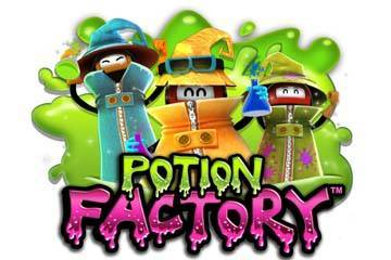 Potion Factory slot free play demo