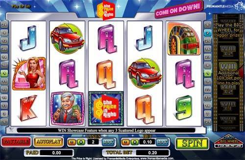 The Price is Right slot free play demo